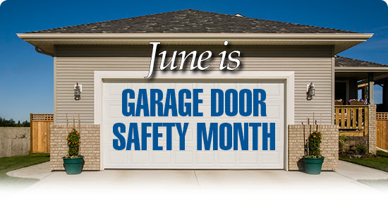 National Garage Door Safety Month